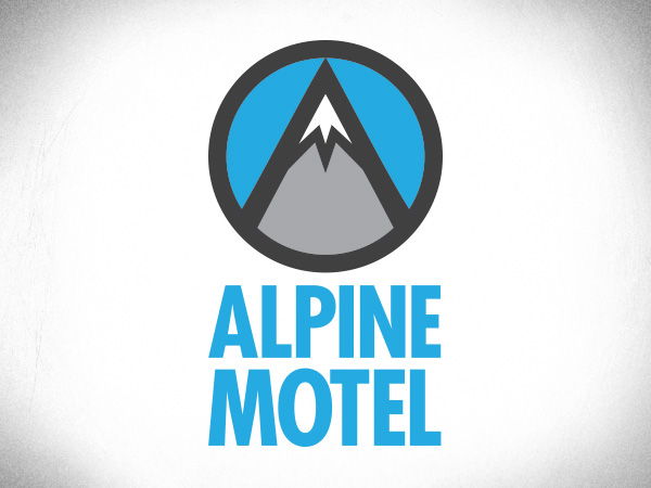 Alpine Motel Logo