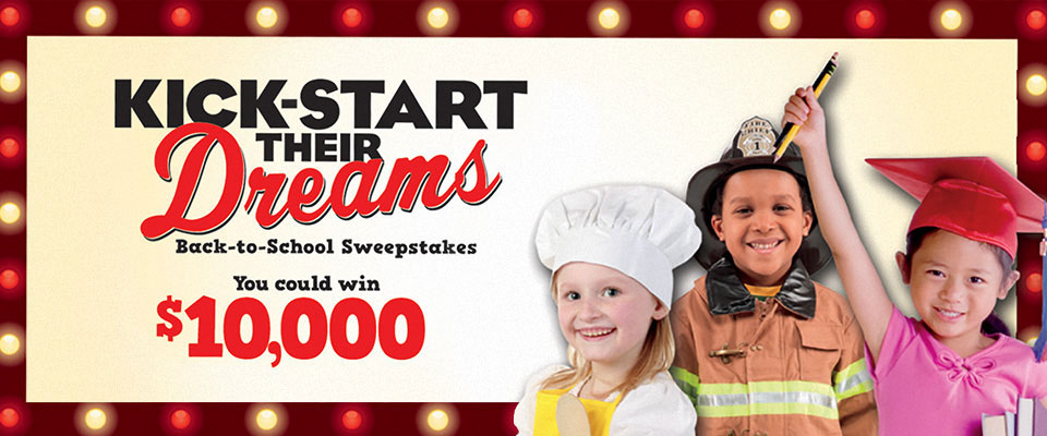 Kick-Start Their Dreams