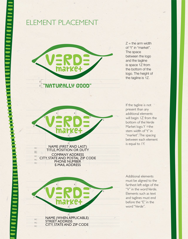 Verde Market Style Manual